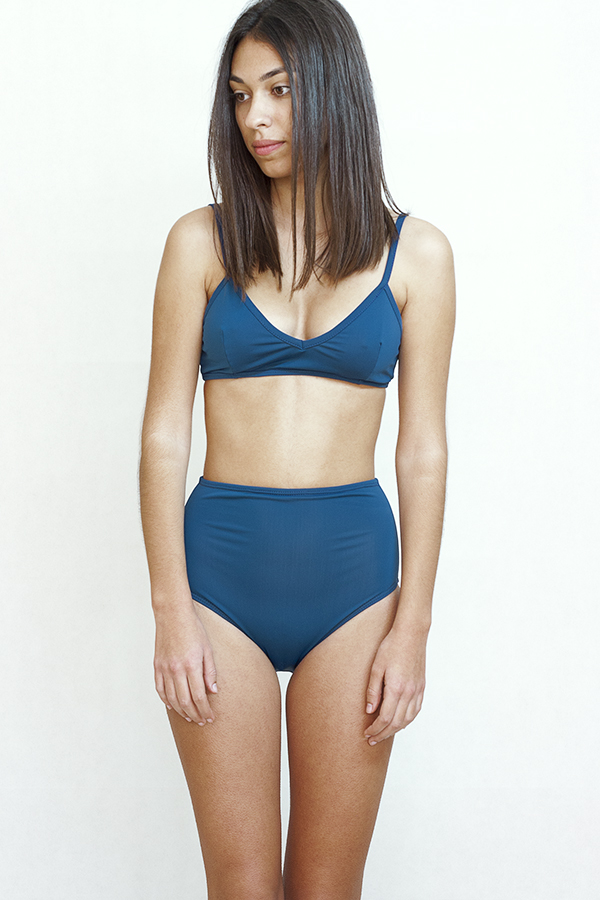 3a606fde75 Retro bikini. Sustainable swimwear made in Spain — ILOVEBELOVE