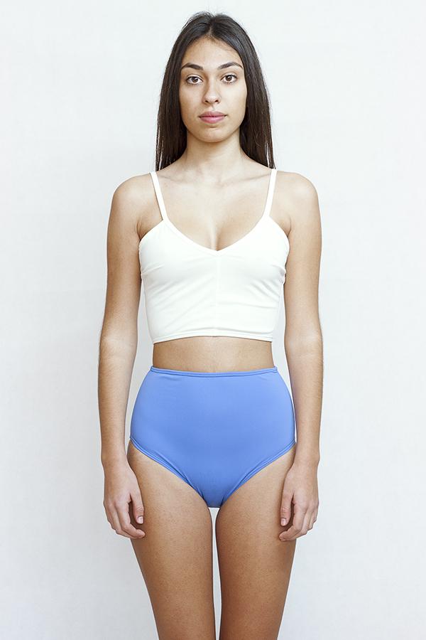 Ecological retro bikini - ILOVEBELOVE