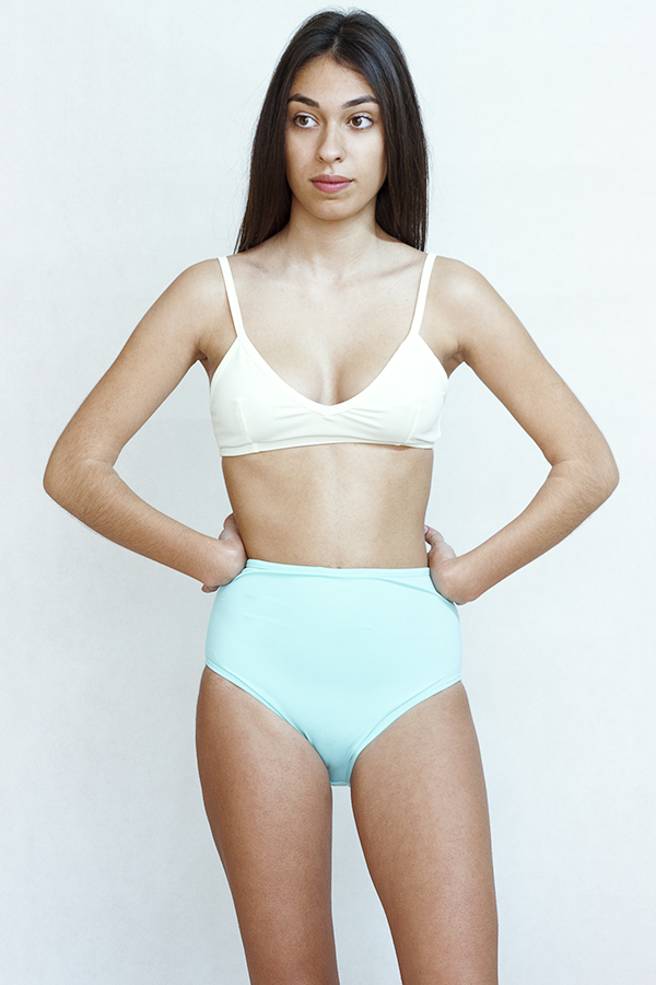 Retro bikini - ILOVEBELOVE