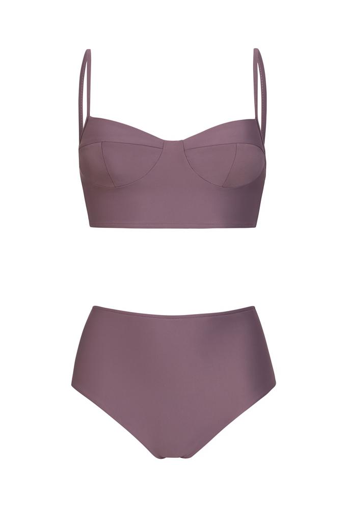Eco-friendly-Lilac-balconette-bikini